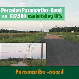Verkavelingsproject Paramaribo-Noord